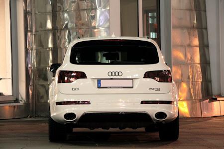 Audi Q7 Anderson Tuning 5kl