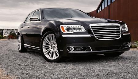 Chrysler 300C 2011 2