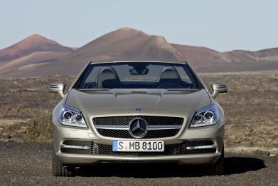 Mercedes-Benz SLK-Klasse SLK 350 1