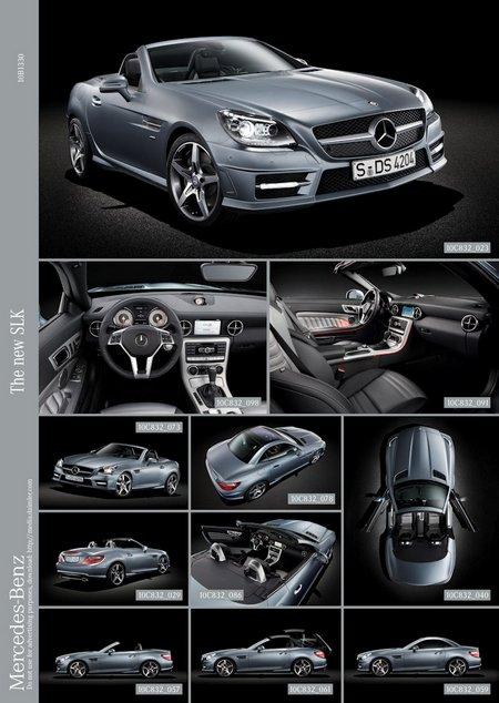 Mercedes-Benz SLK-Klasse SLK 350 1a