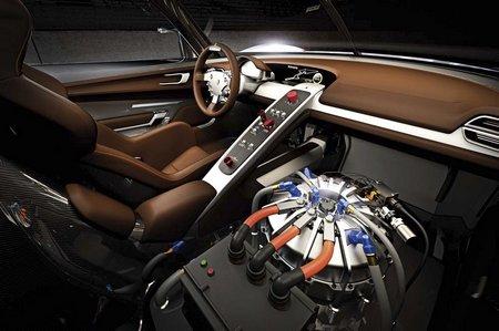 Porsche Studie 918 RSR
