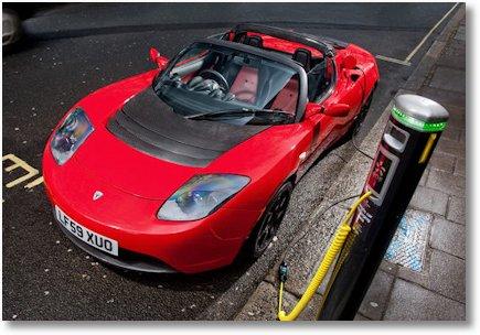 Tesla Elektro-Roadster