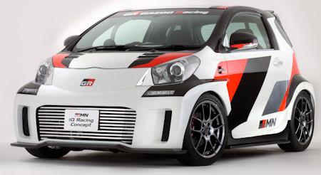 Toyota iQ Racing Concept