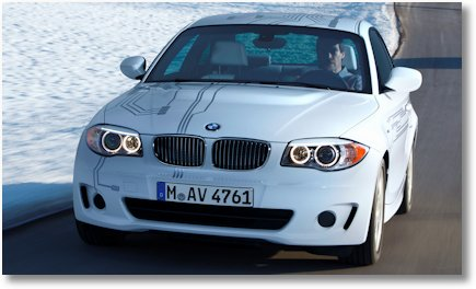 BMW ActiveE 1