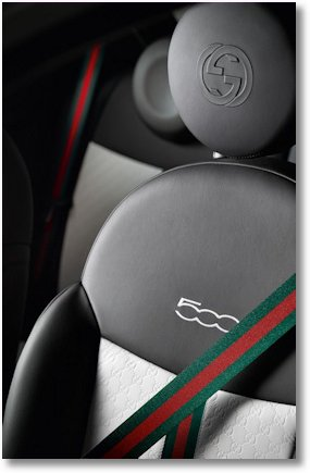 Fiat 500 by Gucci 3