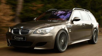 BMW M5 Touring Tuning