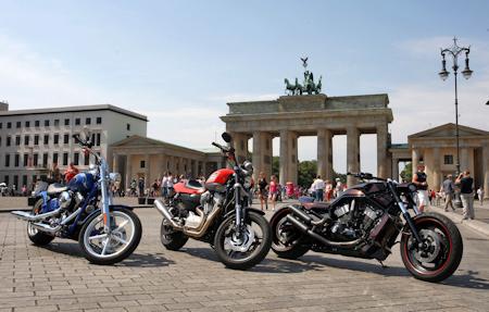 Harley Absage Berlin