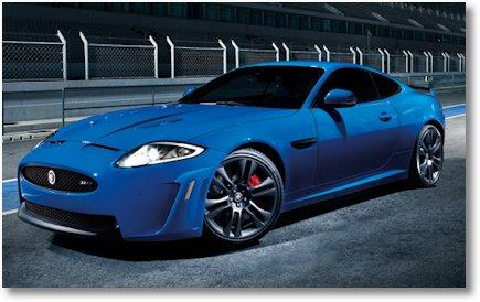 Jaguar XKR-S 1 lt