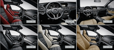 Mercedes AMG C63 2
