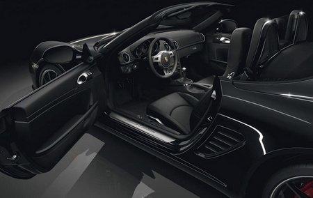 Porsche 911 Black Edition Cabriolet 3