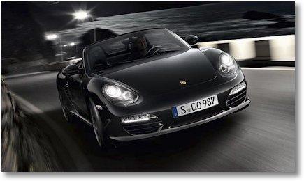 Porsche Boxster S Black Edition 4