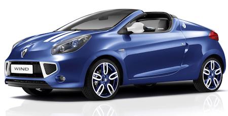 Renault Gordini Wind 4