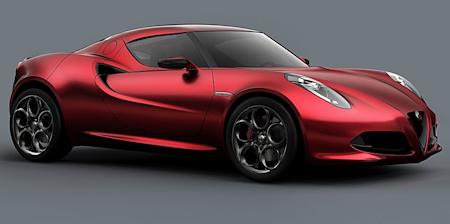 Alfa Romeo 4C Concept 2
