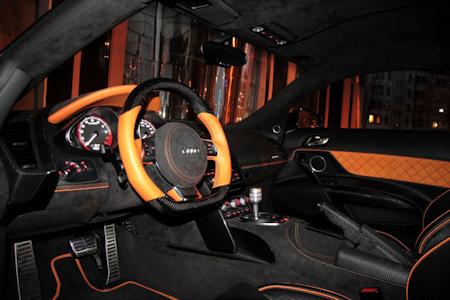Audi R8 Hyper Black Edition 3kl