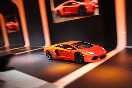 Lamborghini Aventador LP 700-4 1kl