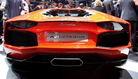 Lamborghini Aventador LP 700-4 3kl