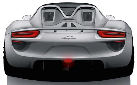 Porsche 918 Spyder 2
