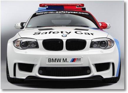 safety car BMW 1er