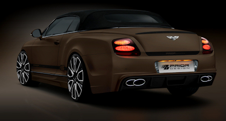 Bentley Continental GT Cabriolet High-Society 1kl