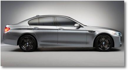 BMW M5 Concept Car 2