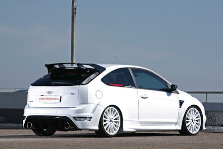 Focus RS tuning