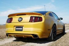 Ford Mustang Shelby GT640 Golden Snake 1