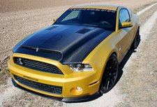 Ford Mustang Shelby GT640 Golden Snake 5