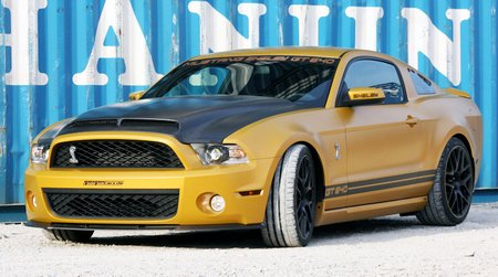 Ford Mustang Shelby GT640 Golden Snake 7