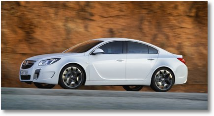 Opel Insignia OPC Unlimited2