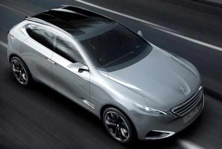 Peugeot SxC 2