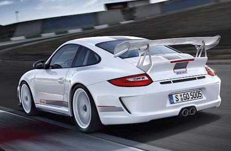 Porsche 911 GT3 RS 4 0 2