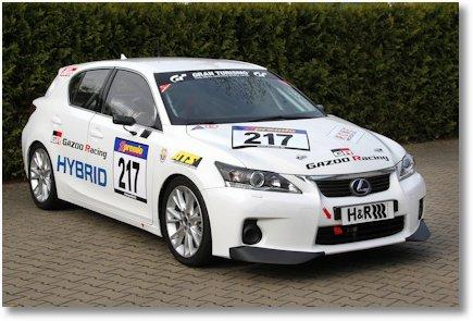 Lexus GAZOO Racing CT