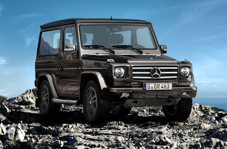 Mercedes-Benz G-Klasse G 350 BlueTEC Sondermodell BA3 Final Edition