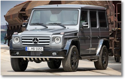 Mercedes-Benz G-Klasse G 500 Sondermodell Edition Select