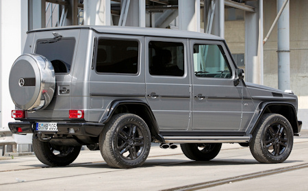 Mercedes-Benz G-Klasse G 500 Sondermodell Edition Select 2