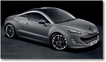 Peugeot RCZ Asphalt 1