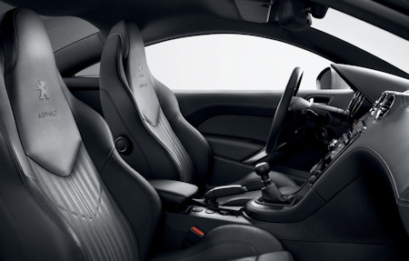 Peugeot RCZ Asphalt 2
