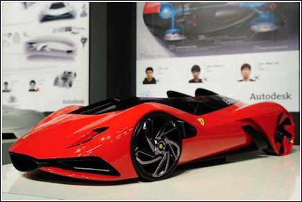 Ferrari World Design Contestkl