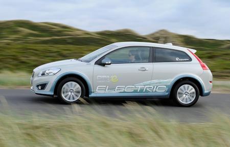 Volvo C30 elektrik