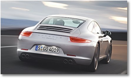 Porsche 911 Carrera S 1