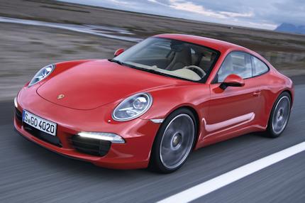 Porsche 911 Carrera S 1a