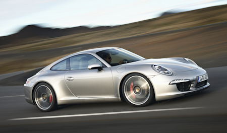 Porsche 911 Carrera S 2