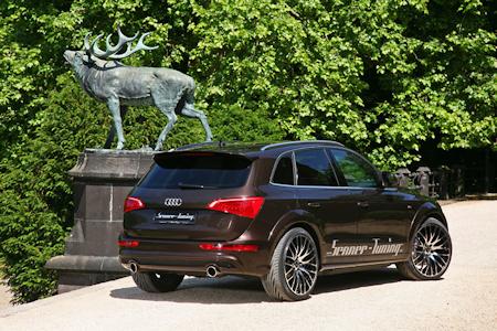 Audi Q5 Tuning