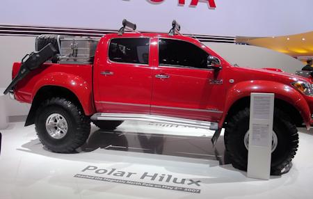 Toyota Hilux Umbau Tuning