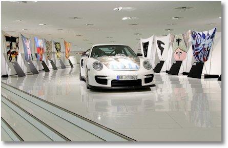 Porsche Motorhaube 2