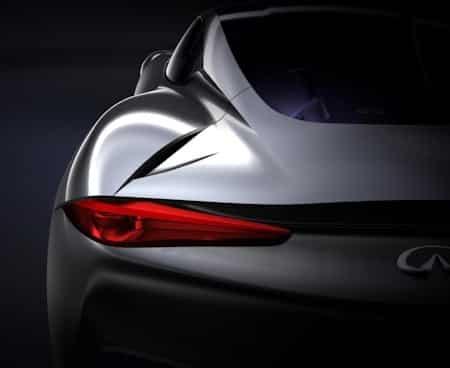 Infiniti Elektroauto Konzept2