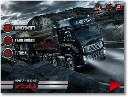 volvo truck game