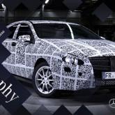 Mercedes A-Klasse Erlkoenig