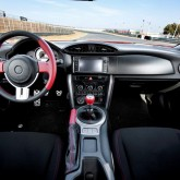 Toyota GT86_innenraum