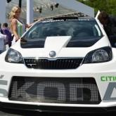 SKODA Citigo Rallye concept